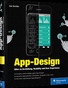 App-Design - Alles zu Gestaltung, Usability und User Experience