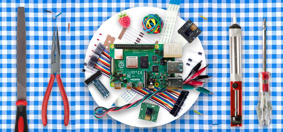 Raspberry Pi kennenlernen