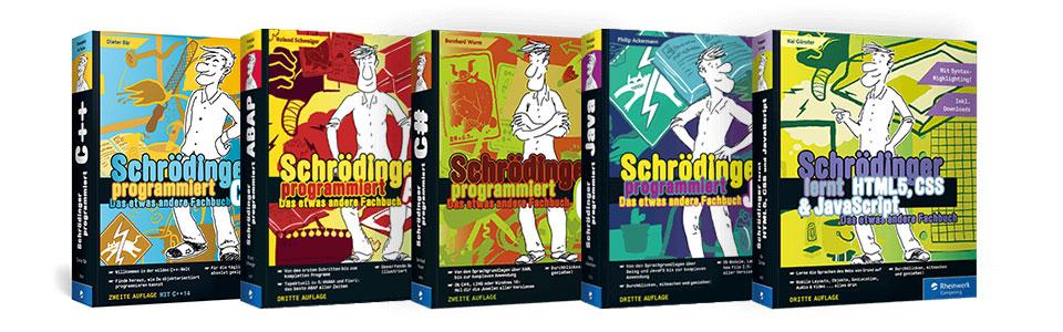 Schrödinger programmiert. Das etwas andere Fachbuch