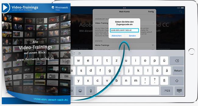 Rheinwerk Video App im Offline Modus