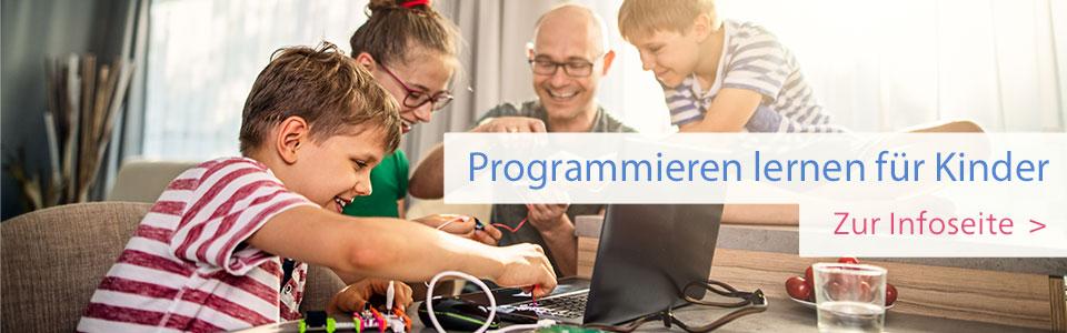 Programmieren lernen für Kinder