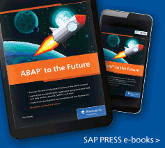 SAP PRESS E-Books | SAP PRESS