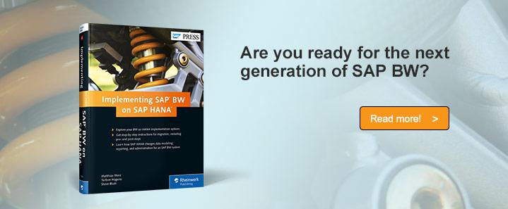 SAP BW on SAP HANA
