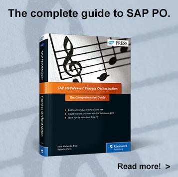 SAP Process Orchestration Book