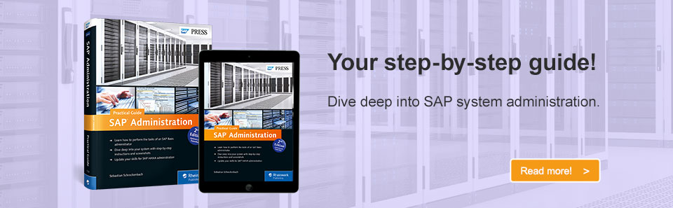 SAP Administration Guide