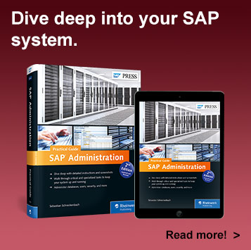SAP Administration — Practical Guide - SAP PRESS Book