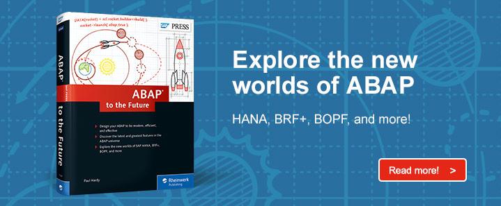 ABAP Future