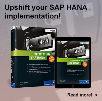 Implementing SAP HANA (2nd Edition)