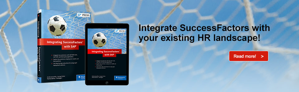 Integrate SuccessFactors