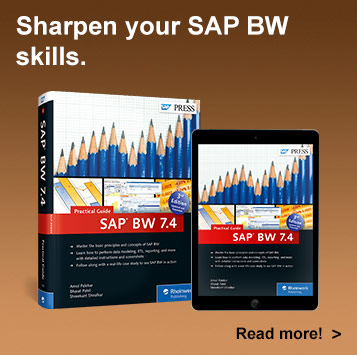 SAP BW 7.4—Practical Guide - SAP PRESS Book