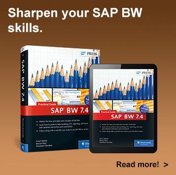SAP BW 7.4 - Practical Guide l SAP PRESS Books and E-Books