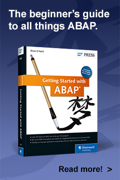 ABAP: An Introduction and Beginner's Guide
