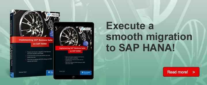SAP ERP on HANA