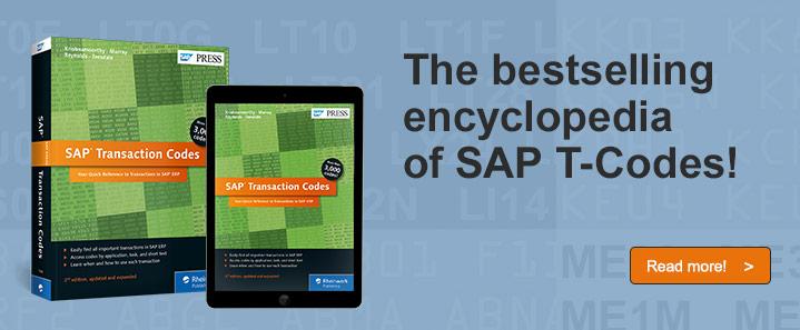 SAP T-Codes