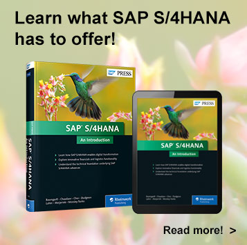 SAP S/4HANA Introduction