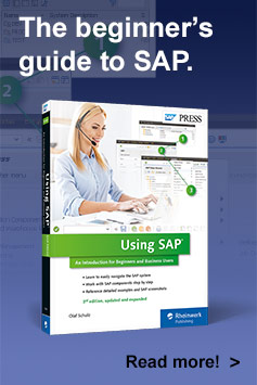 Using SAP: Introduction to Learning SAP for Beginners