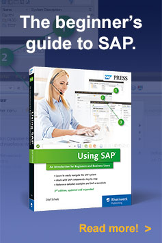 Using SAP: Introduction for Beginners and Business Users