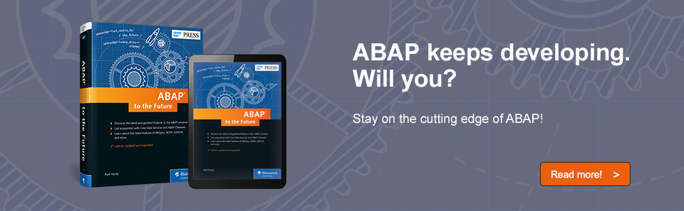 Advanced ABAP