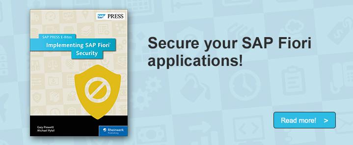SAP Fiori Security