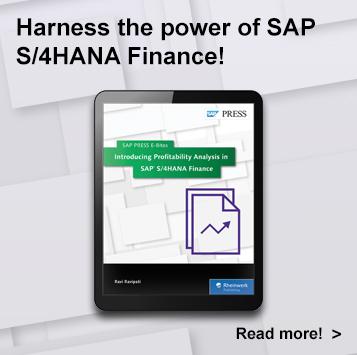 Introducing Profitability Analysis in SAP S/4HANA Finance