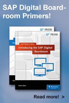SAP BusinessObjects Cloud l SAP PRESS Books and E-books