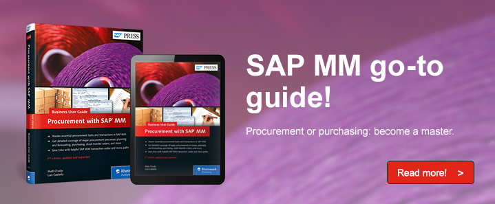 Procurement User Guide