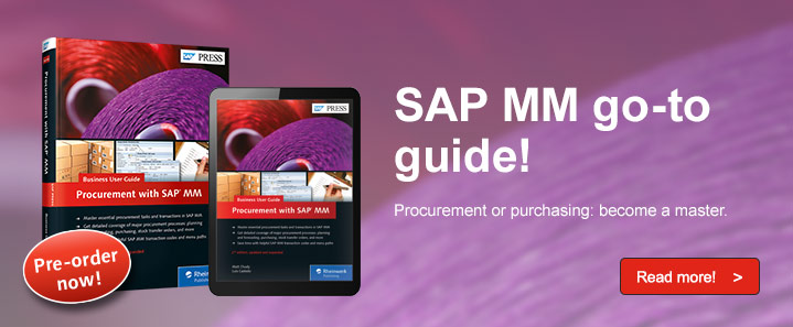 Procurement w/SAP MM