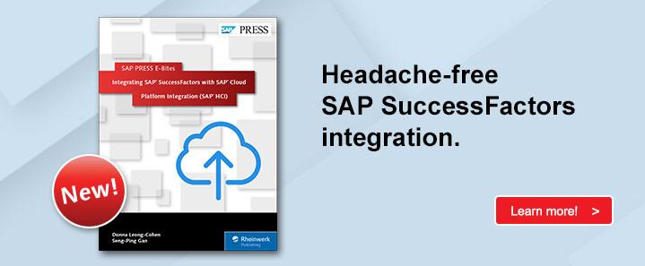 SAP HCP-IS