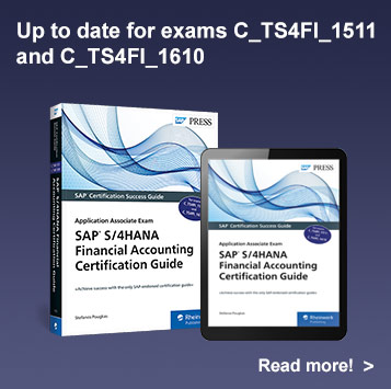 SAP S/4HANA Certification Guide