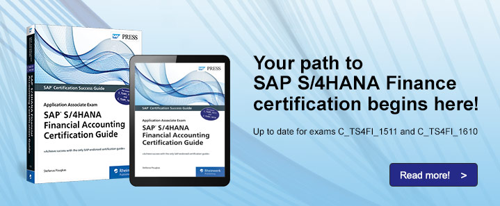 S/4HANA Finance Exam