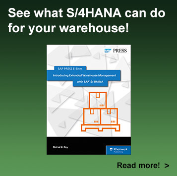 Introducing Extended Warehouse Management with SAP S/4HANA