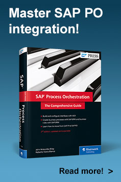 SAP Process Orchestration: The Comprehensive Guide l SAP PRESS Books and E-Books
