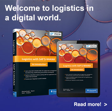 Logistics with SAP S/4HANA l SAP PRESS Books and E-books