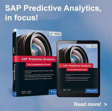SAP Predictive Analytics l SAP PRESS Books and E-Books