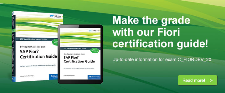 Fiori Certification