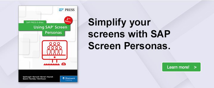 Screen Personas