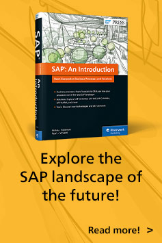 SAP: An Introduction | SAP PRESS Books and E-Books