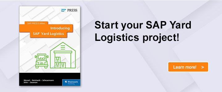 SAP Yard Logistics