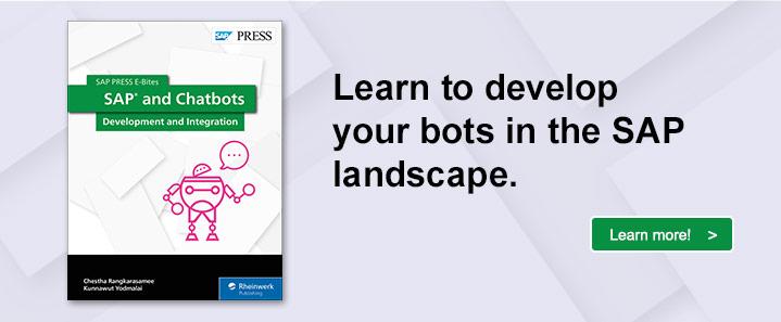 SAP and Chatbots