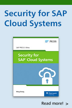 Security for SAP Cloud Systems | SAP Books and E-Books