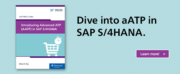 aATP in SAP S/4HANA