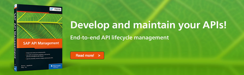 SAP API Management