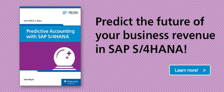 Predictive Accounting