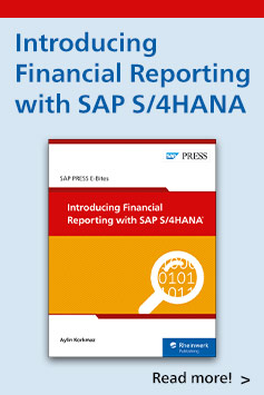 Introducing Financial Reporting with SAP S/4HANA | SAP PRESS Books and E-Books