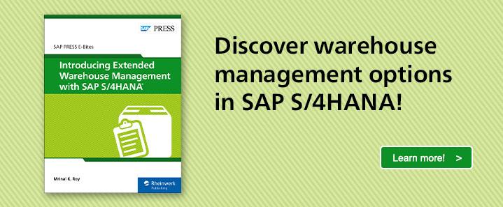 EWM with SAP S/4HANA