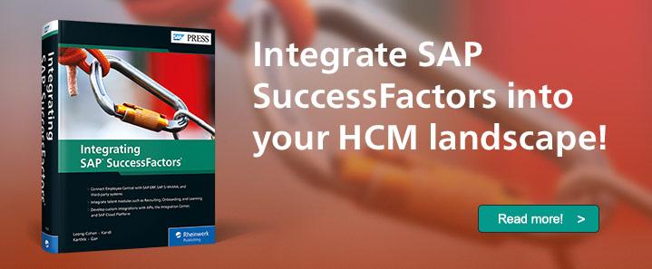 Integrating SuccessFactors