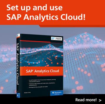 SAP Analytics Cloud   SAP PRESS Books and E-Books