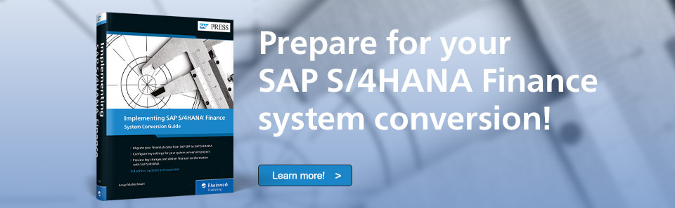 Implement SAP S/4HANA Finance