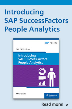 Introducing SAP SuccessFactors People Analytics | SAP PRESS Books and E-Books