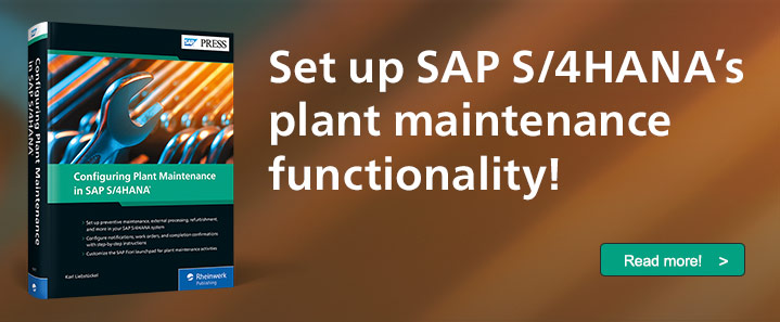 Configure SAP PM